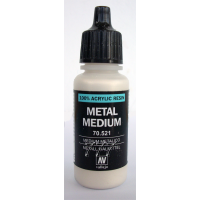Vallejo Metal Medium 17 ml