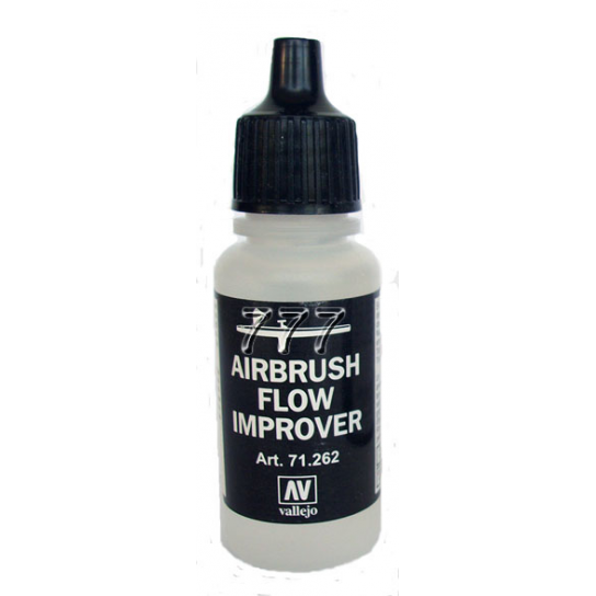 Vallejo Airbrush Flow Improver 17 ml