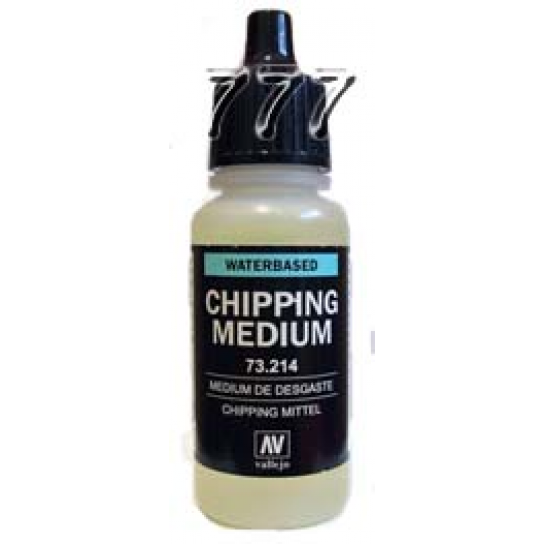 Vallejo Chipping Medium 17ml