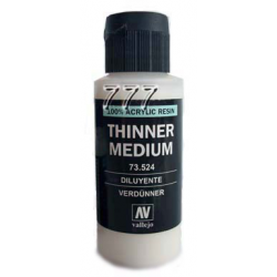 Vallejo Thinner Medium