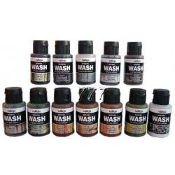 Vallejo Model Wash 35 ml