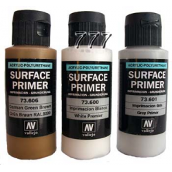 Vallejo Surface Primer 60 ml