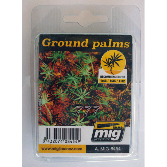 Ammo Ground Palms