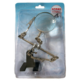Artesania Latina - Helping Hand w/ Magnifying Glass