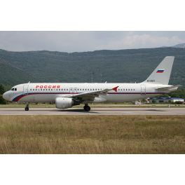 Avia Decals - Airbus A320 Russian carriers