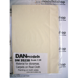 DANmodels Carpets on Real Cloth