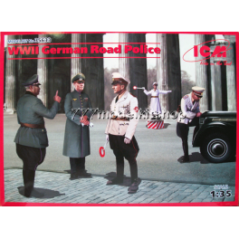 ICM - WWII German Road Police
