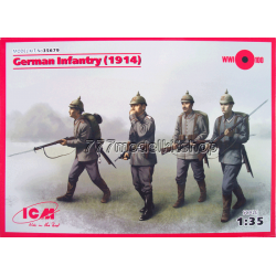 ICM - German Infantry (1914)