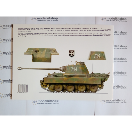 Kagero Pz.Kpfw. V Panther In Attack & Defence