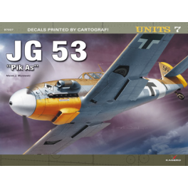 "Kagero JG 53 ""Pik As"""