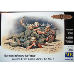 MB - German Infantry Defense