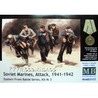 MB - Soviet Marines, Attack, 1941-1942.