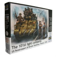 MB - The 101st light company.