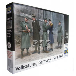 MB - Volkssturm, Germany, 1944-1945