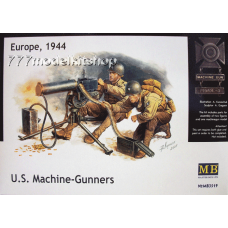 MB - U.S. Machine-Gunners, Europe 1944