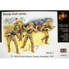 MB - Bloody Atoll series Kit. 2