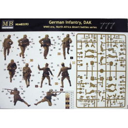 MB - German Infantry DAK