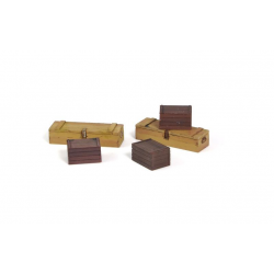 Matho Models Wooden Crates (5 pcs.)