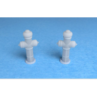 Matho Models Fire Hydrants