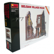 MiniArt Belgian Village House