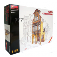 MiniArt Czech City Building