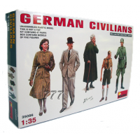 MiniArt German Civilians