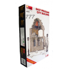 MiniArt East Prussian City Building