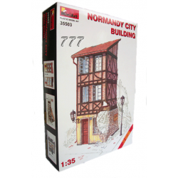 MiniArt Normandy City Building