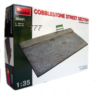 MiniArt Cobblestone Street Section