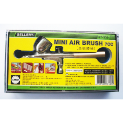 Sellery Mini Airbrush 7 cc