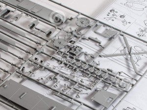 What is plastic model kit?