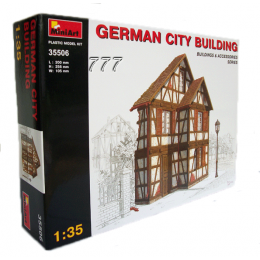 1:35 scale building