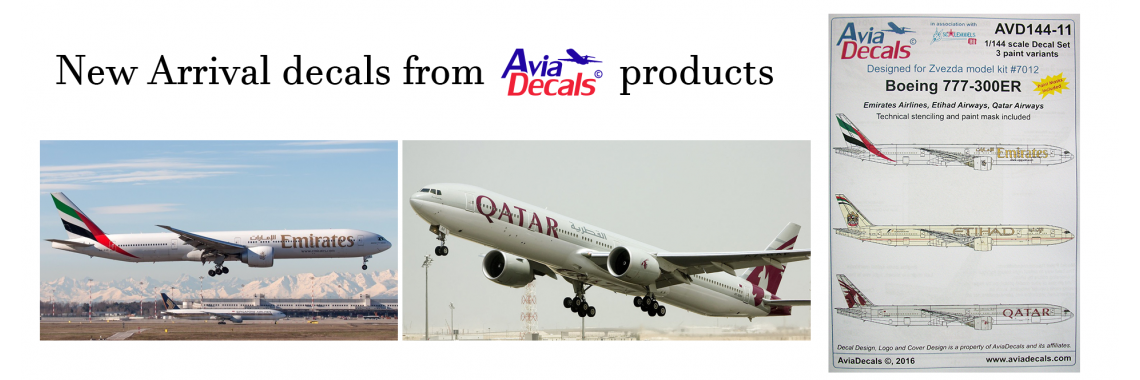Avia Decals Arabs